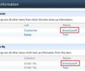 SharePoint Lookup Pack Screenshot 0