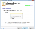 Clipboard Master Screenshot 4