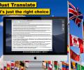 Just Translate 2019 Screenshot 0