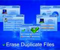 Erase Duplicate Files Screenshot 0