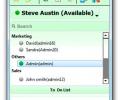 CD Messenger: Office Instant Messenger Screenshot 0