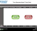 TimeClock Pearl Kiosk Windows Screenshot 0