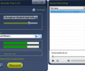 Free Audio Recorder Screenshot 2