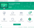 Kaspersky Total Security Screenshot 0