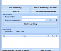 MS Word Search In Multiple Word Files Software Screenshot 0