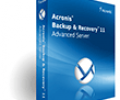 Acronis Backup and Recovery 11 Advanced Server Screenshot 0