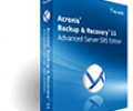 Acronis Backup and Recovery 11 Advanced Server SBS Edition Screenshot 0