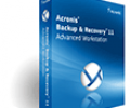 Acronis Backup and Recovery 11 Advanced Workstation Screenshot 0