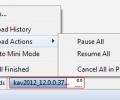 Download Statusbar Screenshot 2