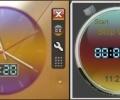 Desktop Alarm Clock & Stopwatch Screenshot 0