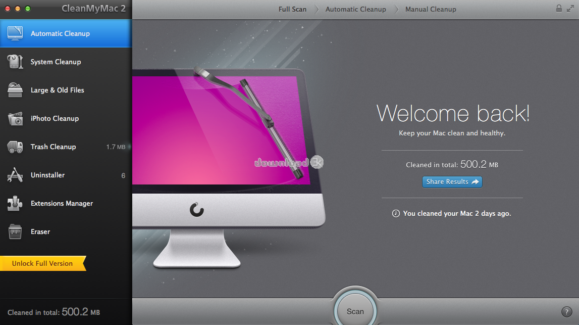 Cleanmymac x 4 1 0 activation number | CleanMyMac x 4 1 0