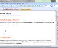 Microsoft OneNote Screenshot 1