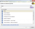 Microsoft OneNote Screenshot 4