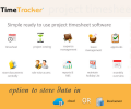 TimeTracker 2014 Professional Edition Screenshot 0