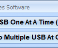 Copy Files To Multiple USB Drives Software Screenshot 0