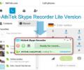 Skype Recorder Lite Screenshot 0
