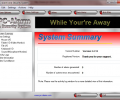 PC-Alarm and Security System Screenshot 0