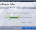 Free Ringtone Maker (Portable) Screenshot 0