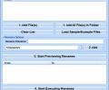 Rename Multiple PDF Files Software Screenshot 0