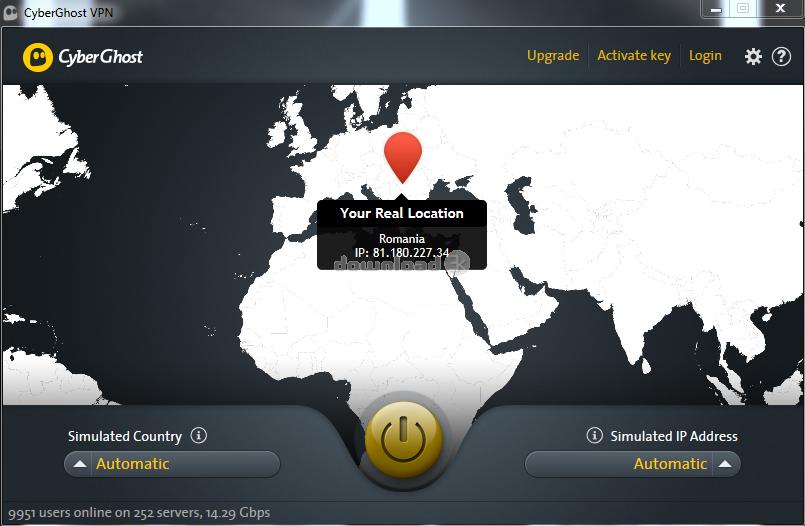 cyberghost alternative freeware