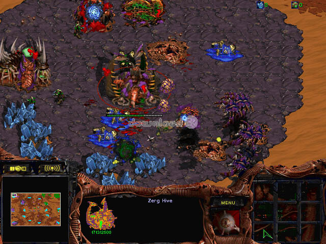 starcraft brood war portable download free