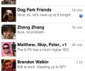 Facebook Messenger for iPhone Screenshot 0