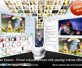 Magic Camera Webcam Effects Screenshot 0