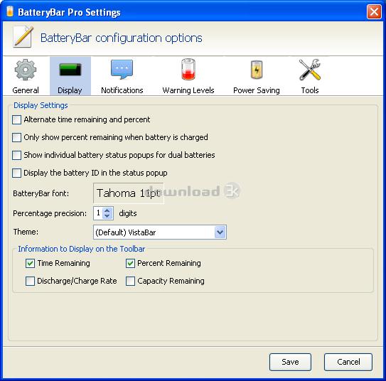 Batterybar Pro 3.6.6 Full Cracked Version