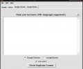 Desktop Plagiarism Checker Screenshot 1