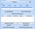 Excel Import Multiple Outlook.com Hotmail Emails Software Screenshot 0