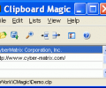 Clipboard Magic Screenshot 0