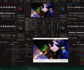 DJ Mixer Professional for Mac Screenshot 0