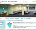 ApPHP Online Medical Appointment script Screenshot 0
