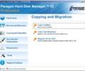 Paragon Hard Disk Manager Professional Screenshot 0