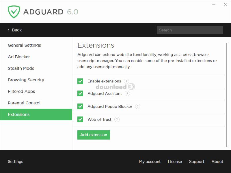 adguard 6.2 license key free