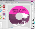 Mac CD/DVD Label Maker Screenshot 0