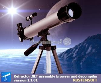Download Refractor freeware  NET Decompiler 1 6 9 Free