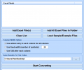 Excel To Fixed Width Text File Converter Software Screenshot 0
