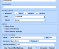 Email Screenshot Automatically Software Screenshot 0