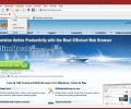 SlimBoat Web Browser for Windows Screenshot 2