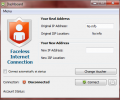 Faceless Internet Connection Screenshot 3