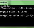AES Crypt Screenshot 3