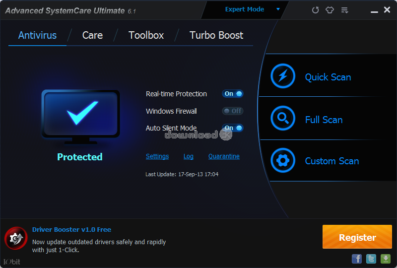 advanced systemcare pro free trial