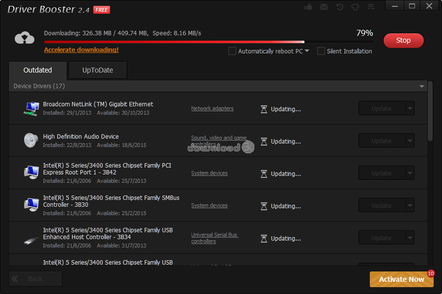 driver booster download 64 bit