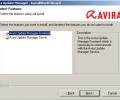 Avira Update Manager (Unix) Screenshot 0