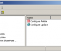 Avira AntiVir Sharepoint Screenshot 0