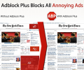 Adblock Plus for Internet Explorer Screenshot 0
