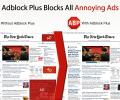 Adblock Plus for Internet Explorer Screenshot 0
