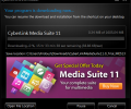 CyberLink Media Suite Screenshot 1