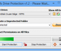 Ntfs Drive protection Screenshot 0